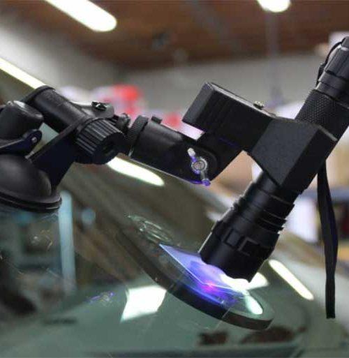 دستگاه ترمیم شیشه اتومبیل